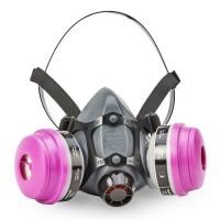 Bộ mặt nạ phòng độc North 5500 lọc bụi, khói hàn, hơi hữu cơ