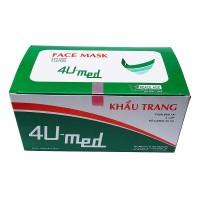 Khẩu trang y tế 4U-med (hộp 50 cái)