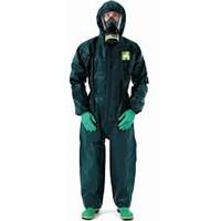Quần áo chống hóa chất AlphaTec 4000